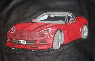 Corvette C6 bil