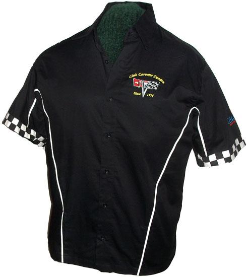 Klubbracingskjorta