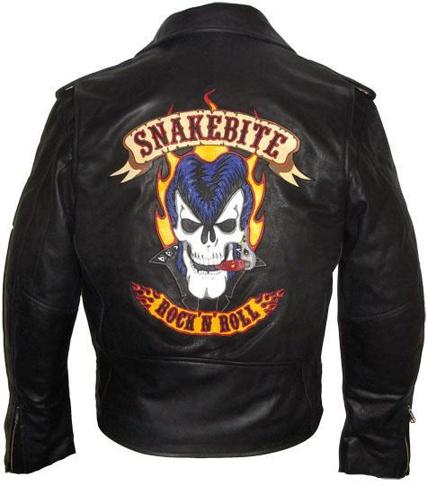 Skinnjacka biker_1