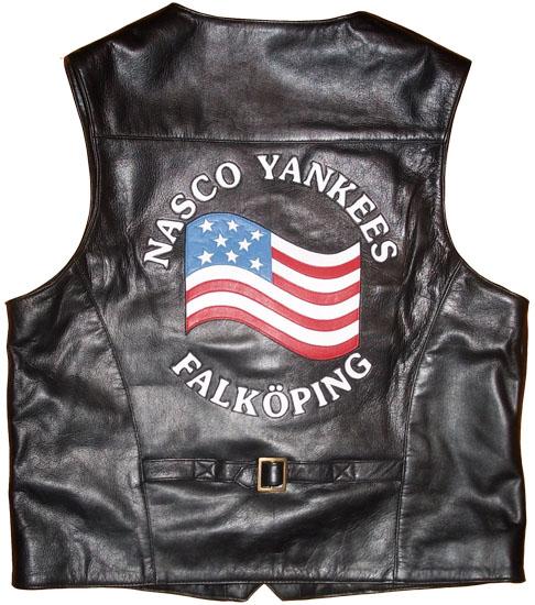 Nasco Yankees skinnväst