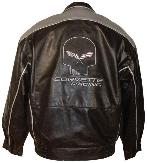 Corvette Racing, skinnjacka i egen profil