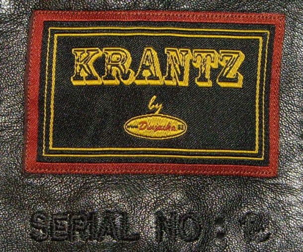 Krantz jackan, en skinnpaj med magi från 50 talet | Din Jacka